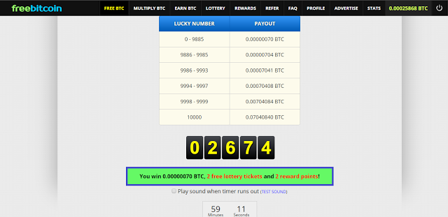 Free Bitcoin Lottery Trick Earn Litecoin Ltc By Taking
